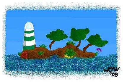 L'illa del gegant...
